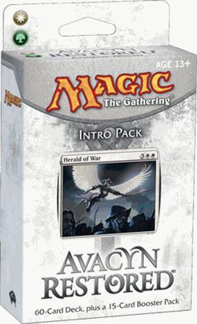 MtG Avacyn Restored Angelic Might Intro Pack [Sealed Deck]