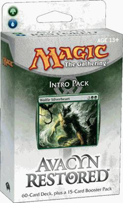 MtG Avacyn Restored Bound by Strength Intro Pack [Sealed Deck]