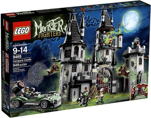 LEGO Monster Fighters The Vampyre Castle Set #9468