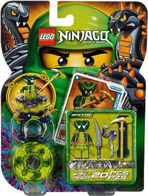 LEGO Ninjago Spinjitzu Spinners Spitta Set #9569