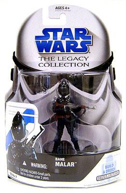 Star Wars Return of the Jedi Legacy Collection 2008 Droid Factory Bane Malar Action Figure BD07