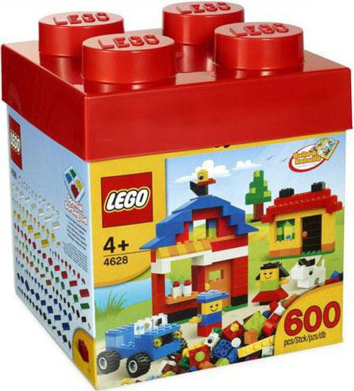 LEGO Fun with Bricks Set #4628