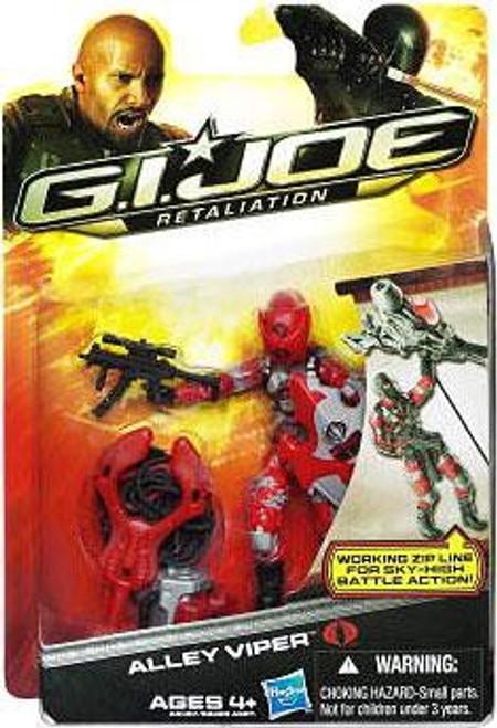 GI Joe Retaliation Alley Viper Action Figure