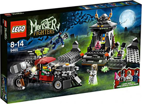 LEGO Monster Fighters Zombies Exclusive Set #9465