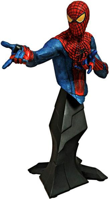 Amazing Spider-Man Spider-Man Exclusive Bust [Metallic]