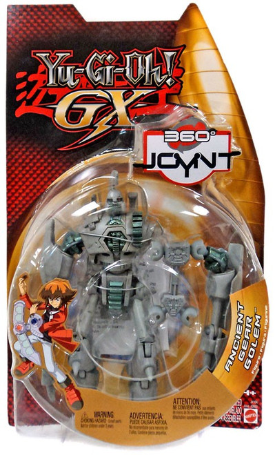 YuGiOh GX 360 Joynt Series 2 Ancient Gear Golem Action Figure