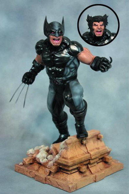 Marvel Fine Art Wolverine 10.5-Inch Statue [X-Force]