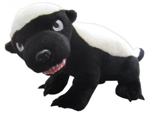 "Honey Badger 11-Inch Plush [""PG"" Rated Version]"