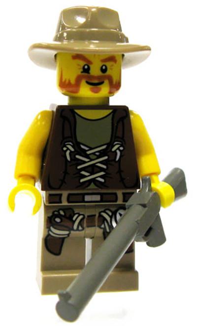 LEGO Dino Attack Loose Dino Hunter Minifigure [Version 2 Loose]