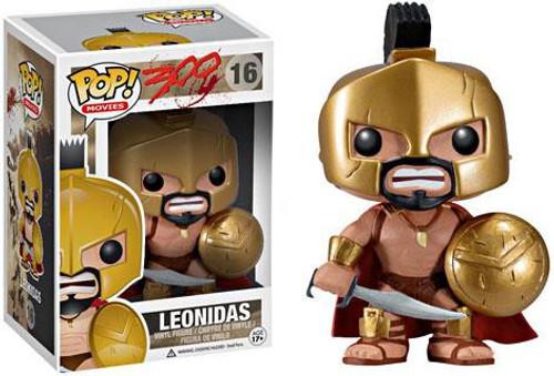 300 Funko POP! Movies King Leonidas Vinyl Figure #16