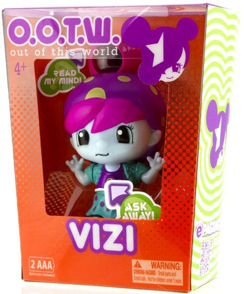 O.O.T.W. Out of this World Vizi Doll