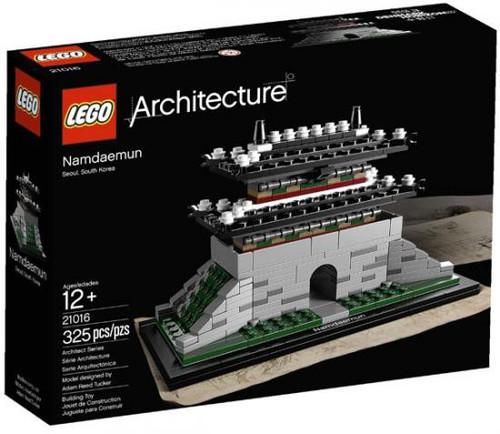 LEGO Architecture Sungnyemun Set #21016