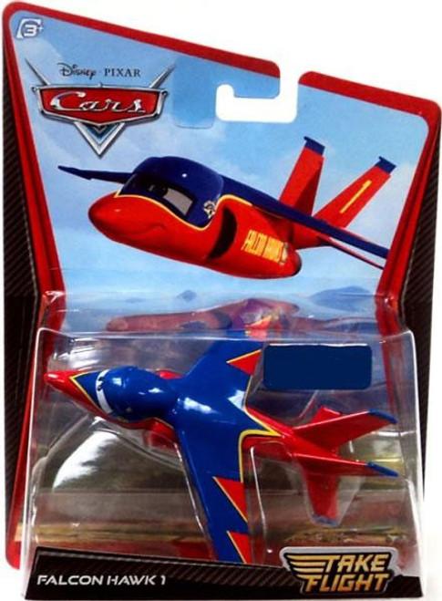 Disney Cars Take Flight Falcon Hawk 1 Exclusive Diecast Car