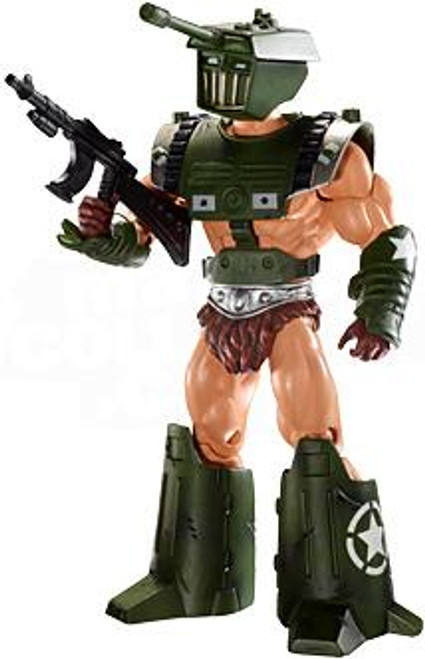 Masters of the Universe Classics Club Eternia Vykron Exclusive Action Figure Y1949 [Tank Top]