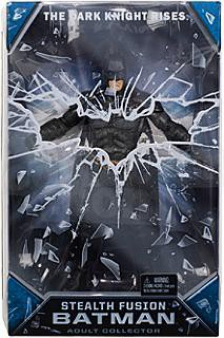 The Dark Knight Rises Batman Exclusive Action Figure [Stealth Fusion]