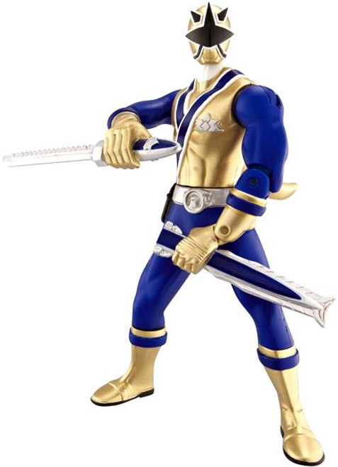 Power Rangers Samurai Battle Morphin Light Ranger Action Figure