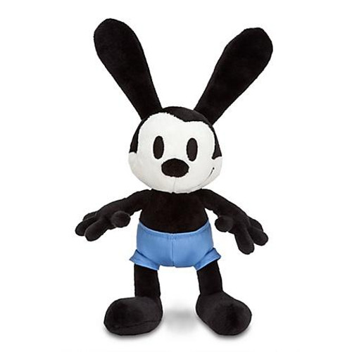 Disney Mickey Mouse Oswald Exclusive 10.5-Inch Plush