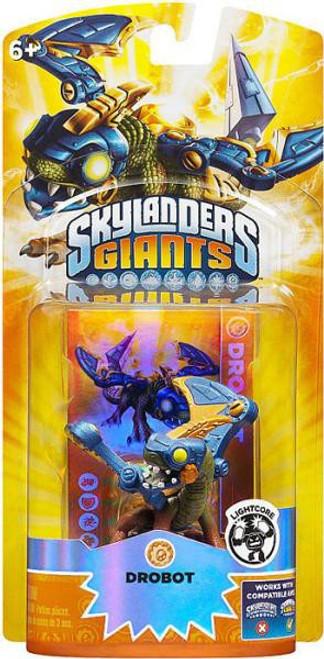 Skylanders Giants Lightcore Drobot Figure Pack