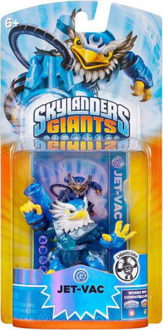 Skylanders Giants Lightcore Jet-Vac Figure Pack