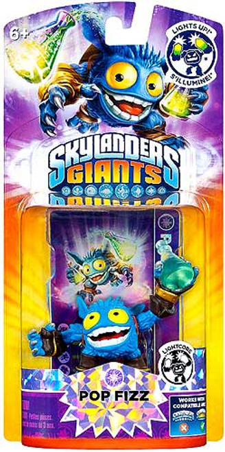 Skylanders Giants Lightcore Pop Fizz Figure Pack
