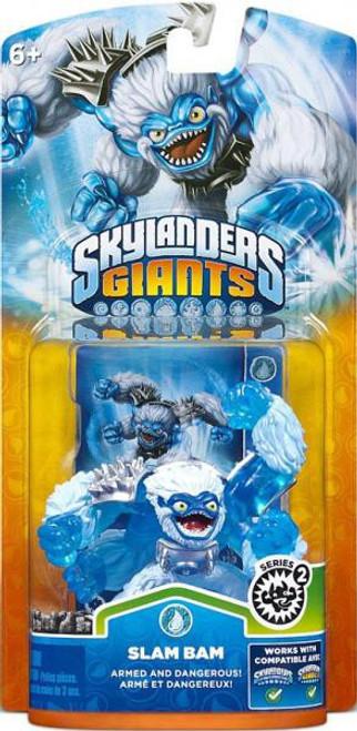 Skylanders Giants Slam Bam Figure Pack