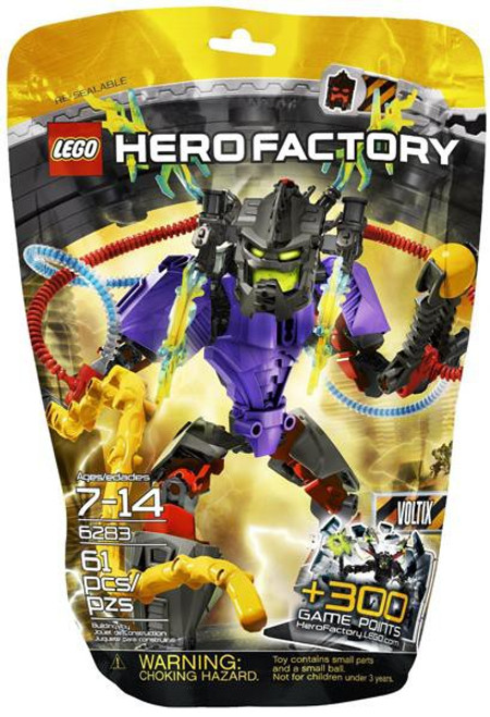 LEGO Hero Factory Voltix Set #6283