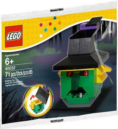 LEGO Witch Mini Set #40032 [Bagged]