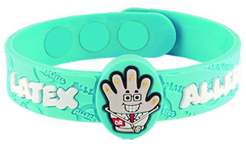 AllerMates Latex Allergy Bracelet