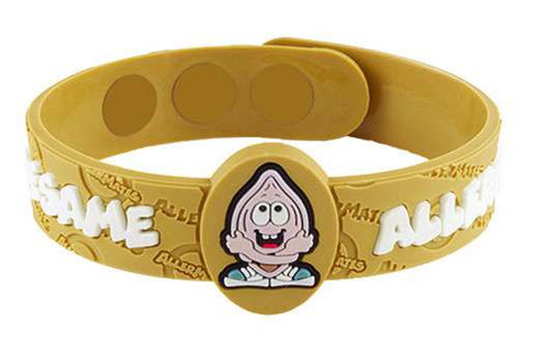 AllerMates Sesame Allergy Bracelet