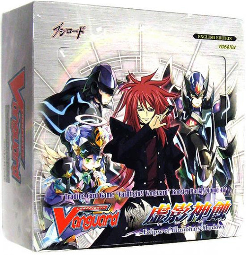 Cardfight Vanguard Eclipse of Illusionary Shadows Booster Box [30 Packs]