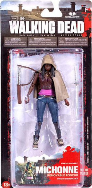 McFarlane Toys Walking Dead AMC TV Series 3 Michonne Action Figure