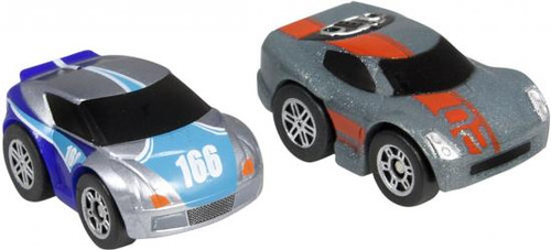 Nano Speed Nano Super Car Micro Car 2-Pack [Random Cars]