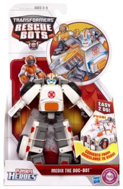 Transformers Rescue Bots Playskool Heroes Medix The Doc-Bot Action Figure