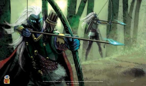 Card Supplies Archers of Darkness Play Mat