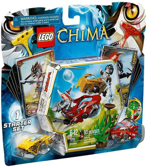 LEGO Legends of Chima CHI Battles Set #70113