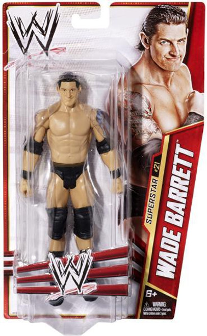WWE Wrestling Series 27 Wade Barrett Action Figure #21