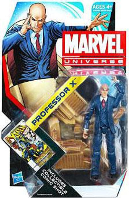 Marvel Universe Series 20 Professor X Action Figure #22