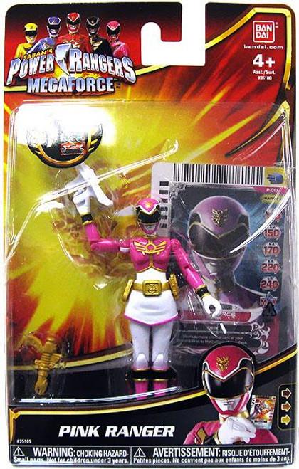 Power Rangers Megaforce Pink Ranger Action Figure