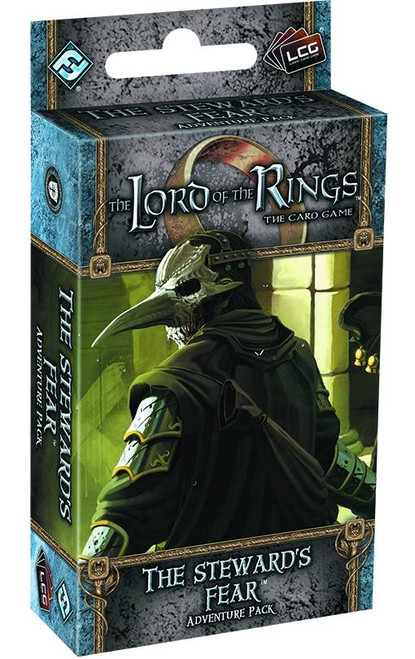 The Lord of the Rings The Card Game Lord of the Rings LCG The Steward's Fear Adventure Pack