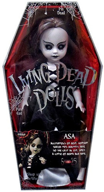 Living Dead Dolls Series 25 Asa Doll