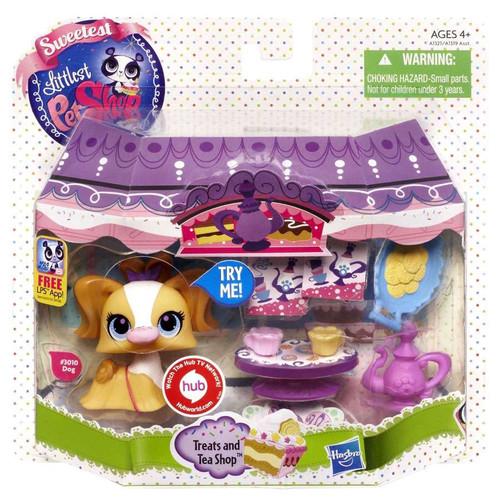 Littlest Pet Shop Sweetest Treats & Tea Shop Playset