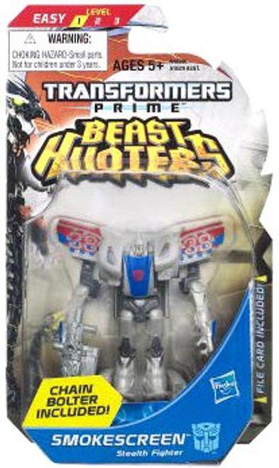 Transformers Prime Beast Hunters Legion Smokescreen Legion Action Figure