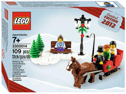 LEGO Exclusives Holiday 2012 Exclusive Set #3300014