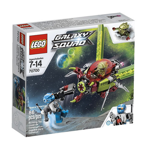 LEGO Galaxy Squad Space Swarmer Set #70700