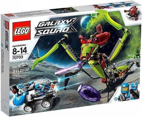 LEGO Galaxy Squad Star Slicer Exclusive Set #70703
