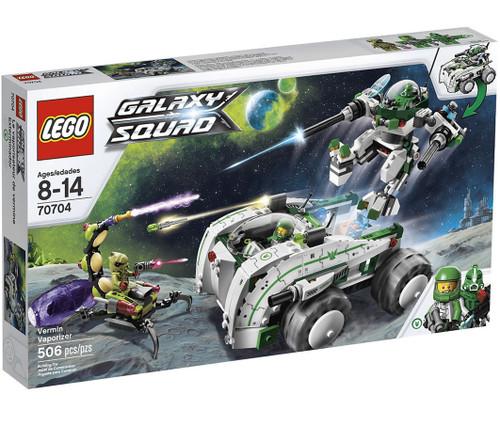 LEGO Galaxy Squad Vermin Vaporizer Set #70704