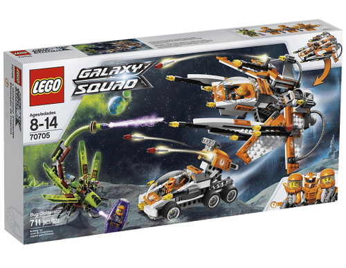 LEGO Galaxy Squad Bug Obliterator Set #70705