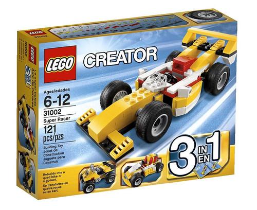 LEGO Creator Super Racer Set #31002