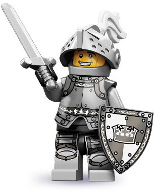 LEGO Minifigures Series 9 Heroic Knight Minifigure [Loose]