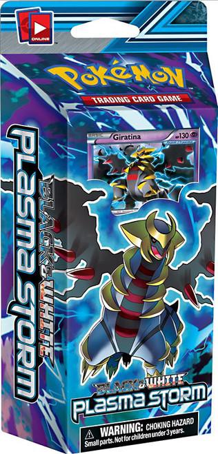 Pokemon Black & White Plasma Storm Plasma Shadow Theme Deck [Sealed Deck]